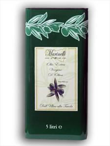 Olio extra vergine di oliva (1 latta da 5 litri)