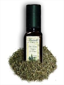 Olio extra vergine di oliva aromatizzato origano (bottiglia da 100 ml)
